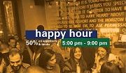 Extended Happy Hour @ Native Global Bar